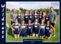 2015 7th/8th Cross Country