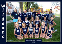 2015 6th Grade Cross Country
