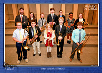 MS Concert Band 5x7