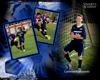 Cameron 3PicSoccer
